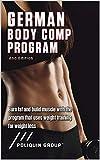 German Body Comp Program (English Edition)