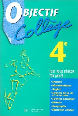 Objectif collège, 4e