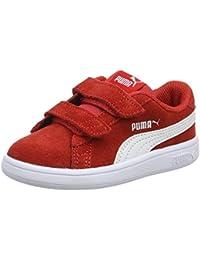 Puma Smash V2 SD V Inf, Zapatillas Unisex para Niños