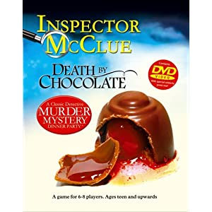 [Import Anglais]Inspector McClue Death By Chocolate Murder Mystery Dinner Party