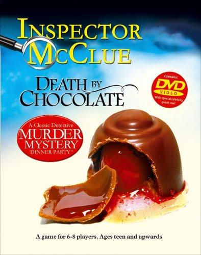 Familie Spiele Dressup (Mcclue Mord Geheimnis Abendessen Spiel - Tod Durch Chocolate (In Englisch))
