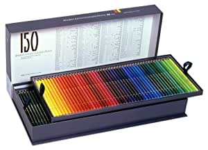150 color paper box-set Holbein colored pencil (japan import)