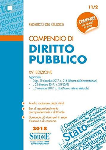 Compendio di diritto pubblico. Con aggiornamento online