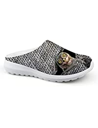 GTVERNH Womens Shoes//Beach Slippers Slope Heels Ladies Summer Fashion Wear Golden Forty