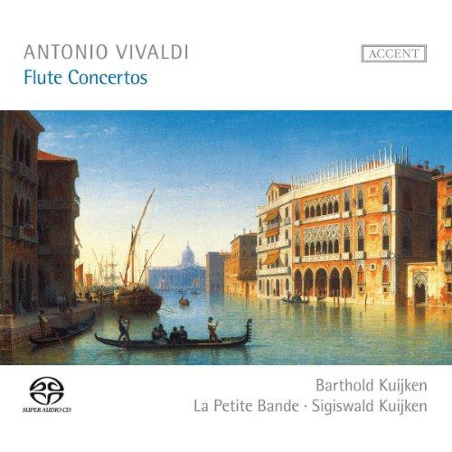 Vivaldi: Flötenkonzerte Op.10/RV 533/RV 783