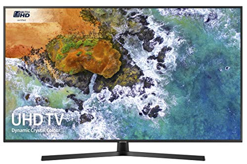 Samsung Dynamic Crystal Colour 4K Ultra HD Certified HDR Smart TV - Charcoal Black (2018 Model)