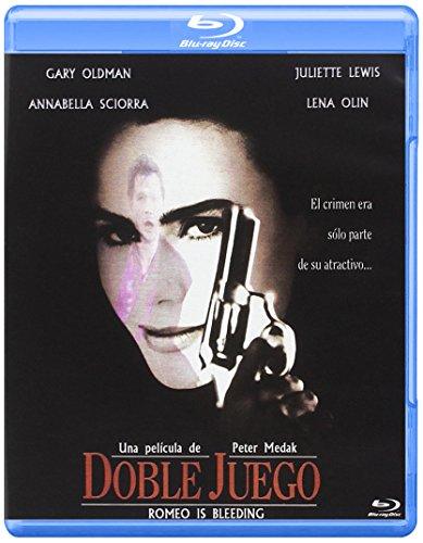 Doble Juego BD 1993 Romeo is Bleeding [Blu-ray] 51VXRrPc 2BrL