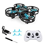 Vegena Mini Drone,Remote Control Quadcopter Easy to Fly Even to Kids and Beginners
