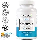 Colágeno hidrolizado. Colágeno + Acido hialurónico + Vitamina C + Zinc,...
