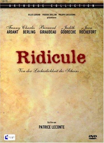 Adel Französischen Kostüm - Ridicule - Von der Lächerlichkeit des Scheins (2 DVDs)