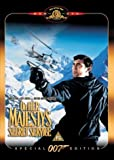 On Her Majesty's Secret Service [Import allemand]