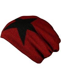 Immerschön Beanie in verschiedenen Farben coole Mütze Long Beanie Slouch Wintermütze