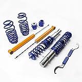 maXpeedingrods Amortiguadores Deportivos para VW Golf Mk4 A4 1J 1998-2005 Coilover Shocks