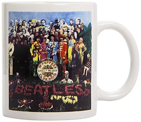 L Officiel Art - Mug The Beatles