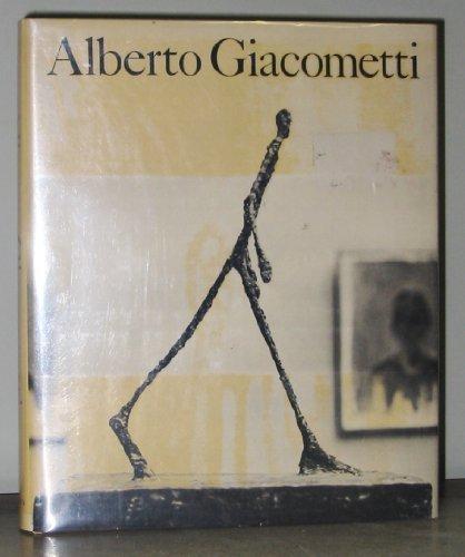 Alberto Giacometti by Reinhold Hohl (1972-08-02)
