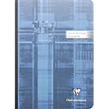 Clairefontaine 1 Softback Classroom Diary 14.8 x 21 cm with 240 Pages