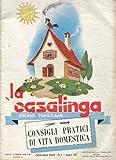 eBook Gratis da Scaricare LA CASALINGA brava massaia rivista mensile per tutte le donne annata 1953 11 numeri da gennaio a novembre (PDF,EPUB,MOBI) Online Italiano