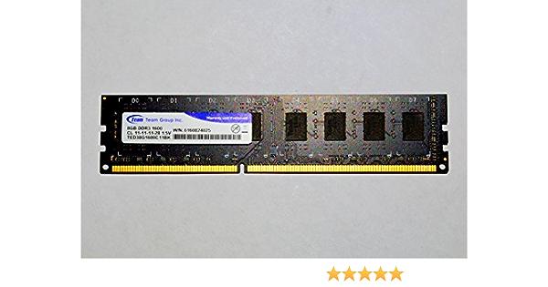 Teamgroup Memory Elite Ddr3 8gb 1600 Mhz Retail Cl11 Elektronik