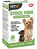 M&C Stool Firm-UM Hardens Loose Stools for Dogs & Puppies (30 Tablets)