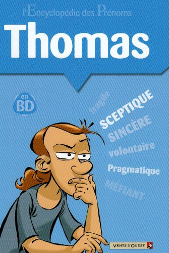 Thomas en bandes dessinées