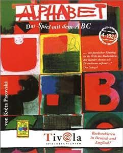 Alphabet - Das Spiel mit dem ABC