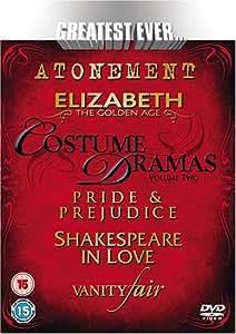 Greatest Ever Costume Dramas Vol.2 (Steelbook) [DVD]