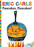 Best Eric Carle Classic Books For Children - Pancakes, Pancakes!: Book & CD Review