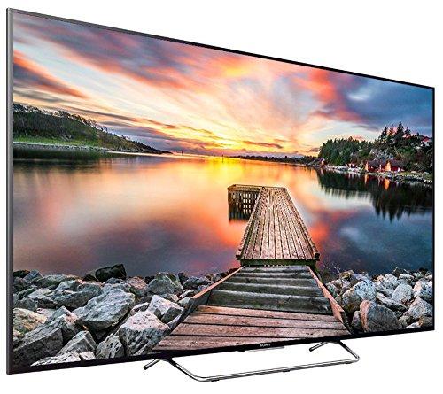 Sony KDL55W805C 138 cm (55 Zoll) Fernseher (Full HD, Triple Tuner, 3D, Smart TV) -