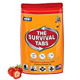 Best Survival Foods - The Survival Tabs 2 Day Strawberry: Survival Tabs Review