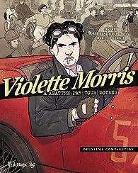 Violette Morris, tome 2 : Deuxième comparution par Javi Rey