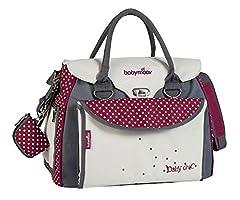 Idea Regalo - Babymoov A043510 - Borsa cambio Babystyle Baby Chic, colore: Rosso/pois