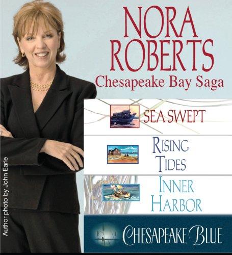 Nora Roberts' Chesapeake Bay Saga 1-4 (English Edition)