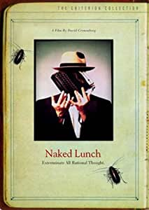 Criterion Collection: Naked Lunch [DVD] [1991] [Region 1] [US Import] [NTSC]