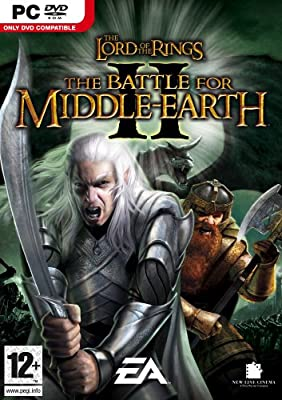 Lord of the Rings: Battle for Middle Earth II (PC DVD)