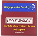 LIPOFLAVONOID PLUS CAPLETS
