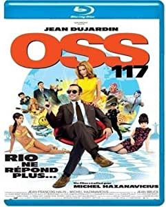 OSS 117 - Lost in Rio (2009) ( OSS 117: Rio ne répond plus ) ( OSS One Seventeen - Lost in Rio ) (Blu-Ray)