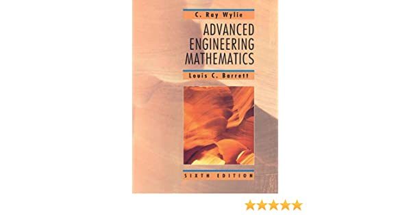 Advanced Engineering Mathematics C Ray Wylie Pdf