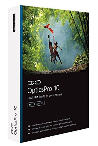 DxO OpticsPro 10 Elite (Nikon Pc-objektiv)