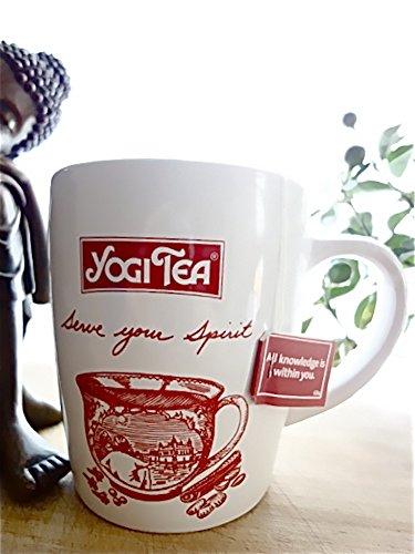 Yogi Tea Classic Céramique Tasse Ceramic Mug 0,36 L