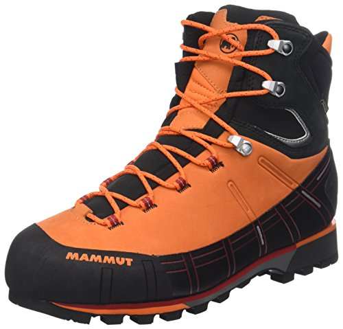 Mammut Herren Kento High GTX Trekking-& Wanderstiefel, Orange (Sunrise-Black 2178), 43 1/3 EU