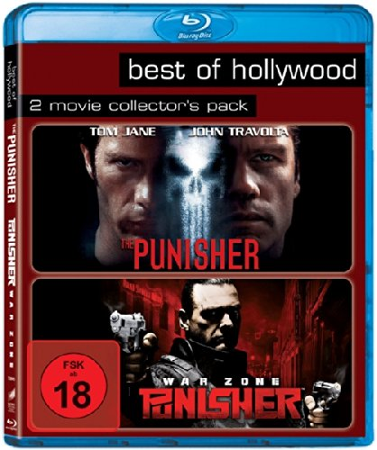 Bild von The Punisher/Punisher: War Zone - Best of Hollywood/2 Movie Collector's Pack [Blu-ray]