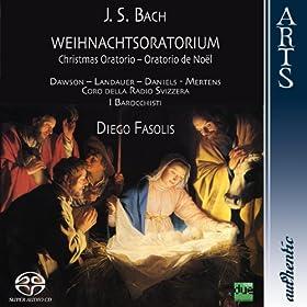 Erster Teil - Jauchzet, Frohlocket, Auf, Preiset Die Tage: Choral - Wie Soll Ich Dich Empfangen (Bach)