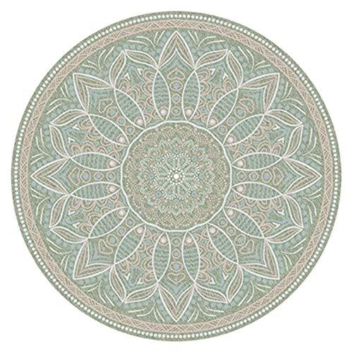Felpudo creativo Indian Zen Brillante Colorida Alfombra