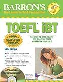 TOEFL iBT with CD-ROM (Barron's TOEFL IBT (W/CD))