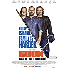 Import Posters GOON: LAST OF THE ENFORCERS – Canadian Movie Wall Poster Print - 30CM X 43CM Brand New