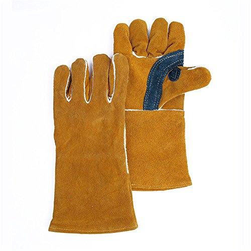 Melodycp Gartenhandschuhe Gloves Gardening Supplies Starker haltbarer Garten-Langer Absatz für das Home Handling Leichter Komfort