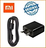 #7: Generic Xiaomi 2A Fast Wall Adapter with Data Cable for Mi1 Mi1S Mi2 Mi3 Mi4 /Redmi Note 2/Note 3/MI 4i/MI 4c/Mi PAD 2 (Black)