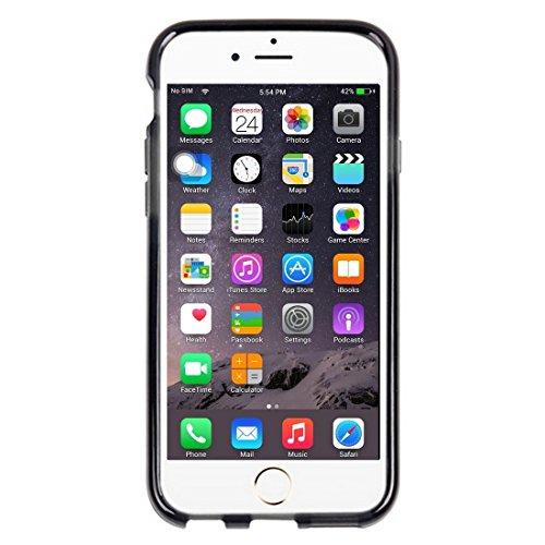 Wkae Case & Cover Pour iPhone 6 Plus &6s plus Knit Housse de protection TPU Texture ( Color : Orange ) Black