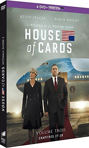 House of cards (3) : House of cards (saison 3)