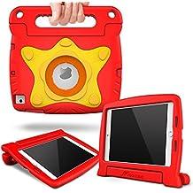 iPad Mini 4Case, roocase Orb Starglow iPad mini 4Kids Case [Glow in the Dark Star Design] Convertible Handle Stand Kid Friendly Protective Cover Case for Apple iPad Mini 42015Model